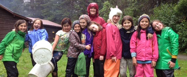 Girl Scouts of Alaska Summer Camp
