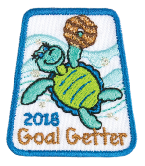 Goal Getter Patch