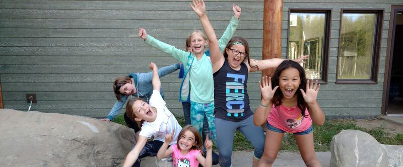 Camps | Girl Scouts of Alaska